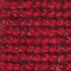 Haargarnschlinge rot