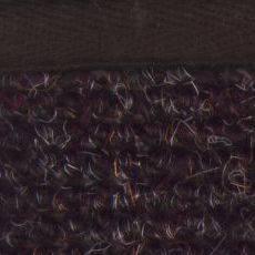 Haargarnschlinge anthrazit